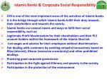 islamic banks corporate social responsibility20