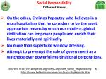 social responsibility different views6