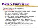 memory construction16