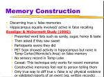 memory construction18
