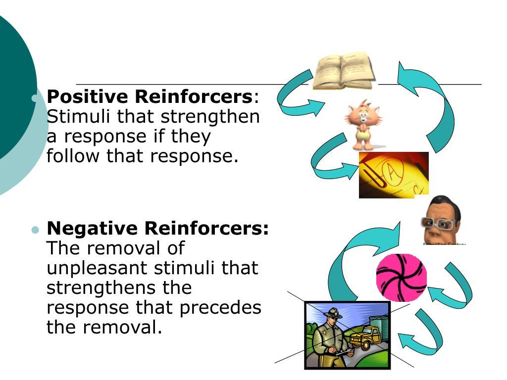 Positive Reinforcers
