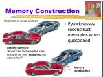 memory construction1