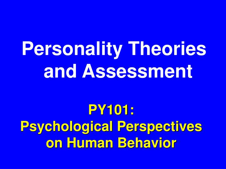 theories of human behavior Analytical or logical behaviorism is a theory within philosophy about the meaning or semantics of mental science and human behavior, new york: macmillan.