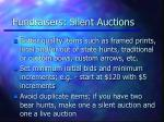 fundraisers silent auctions