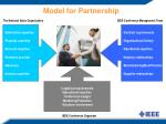 model for partnership