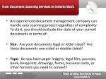 how document scanning services in ontario work5