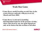 trade ban game18