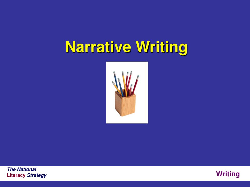 narrative writing l.