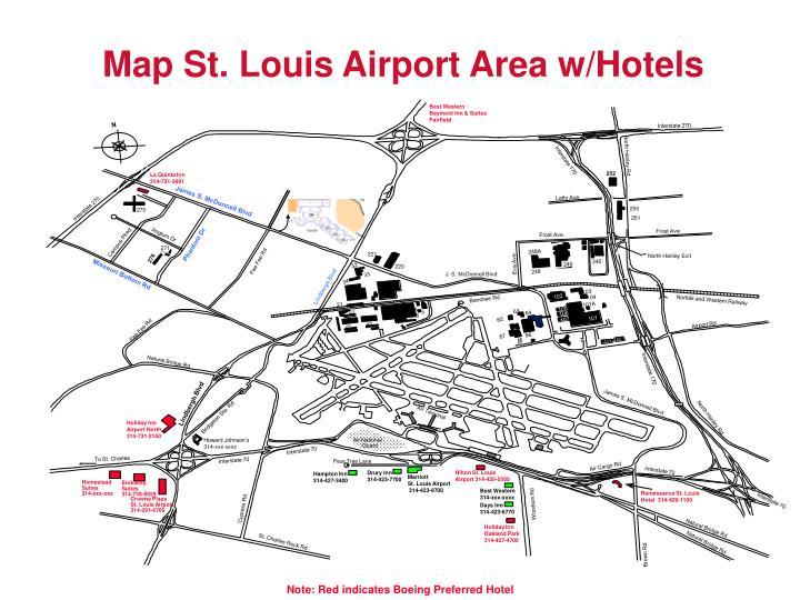PPT   St. Louis Site FCS/Bldg 305 Main Headquarters PowerPoint