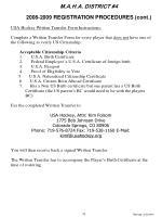 2008 2009 registration procedures cont13