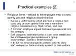 practical examples 2