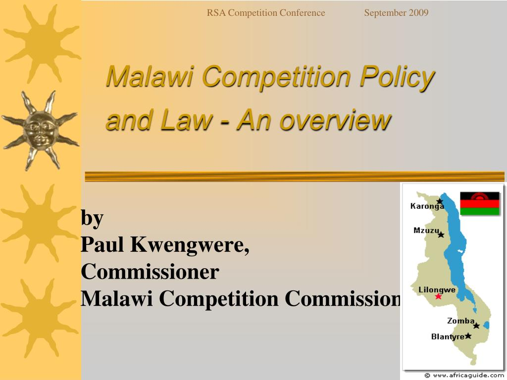 malawi competition policy and law an overview l.