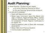 audit planning12