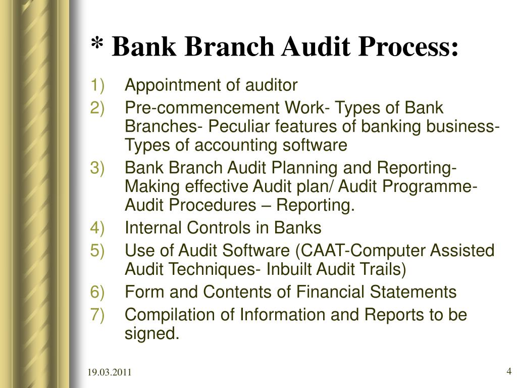branch internal audit report Handbook on bank branch audit ca prsuresh ii disclaimer this handbook is neither a technical publication on audit nor a technical publication on banking it is an.