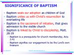 significance of baptism9