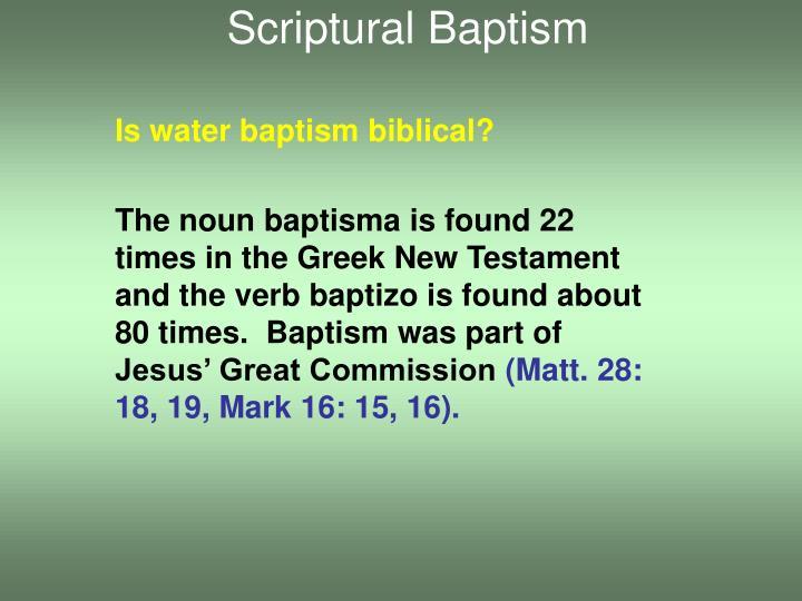 Scriptural baptism3