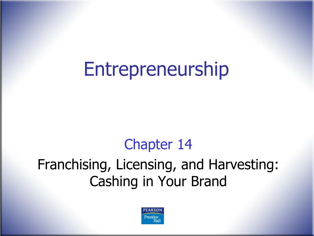 entrepreneurship l.