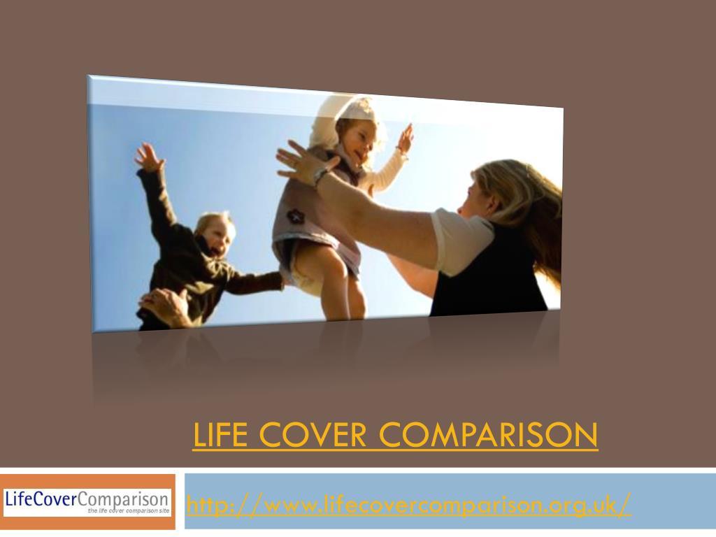 life cover comparison l.