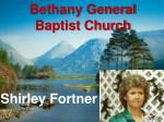bethany general baptist church9