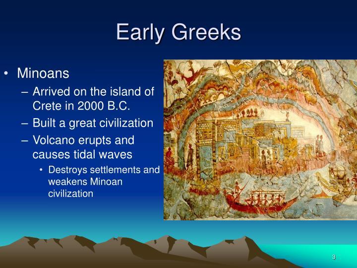 Early greeks