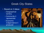 greek city states6