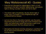 mary wollstonecraft 3 quotes