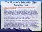 the monster s education 2 paradise lost1