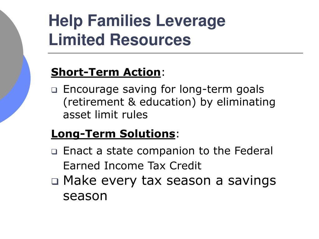 Help Families Leverage
