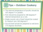 tips outdoor cookery1