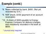 example contd21