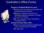 controller s office forms34