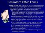 controller s office forms35