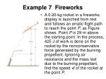 example 7 fireworks