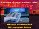 what types of energy are shown below1