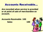 accounts receivable7