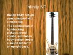 infinity nt