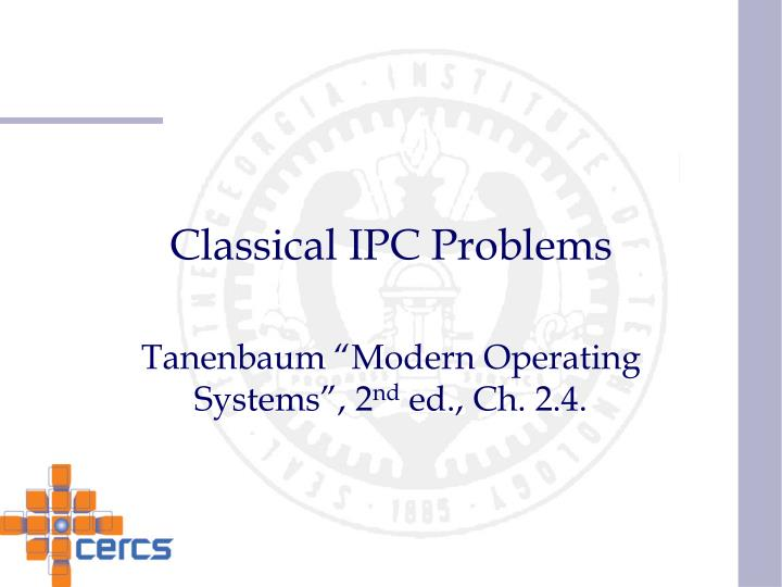 classical ipc problems n.
