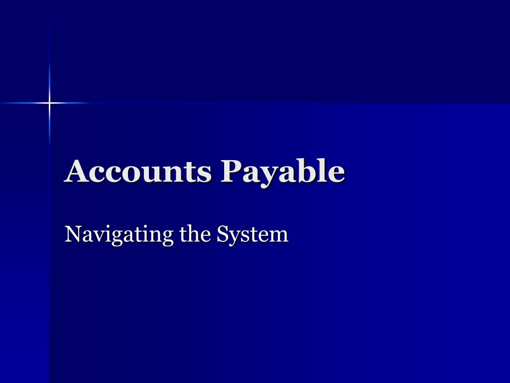 accounts payable l.