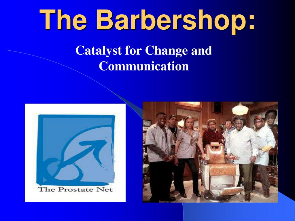 the barbershop l.