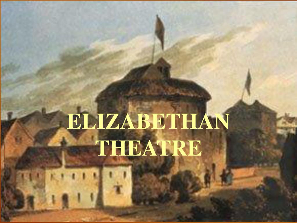 elizabethan theatre l.