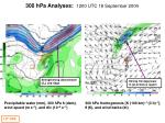 300 hpa analyses 1200 utc 18 september 2004