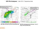 925 hpa analyses 1200 utc 17 september 2004