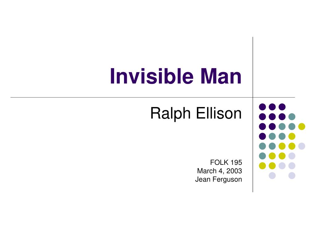 invisible man l.