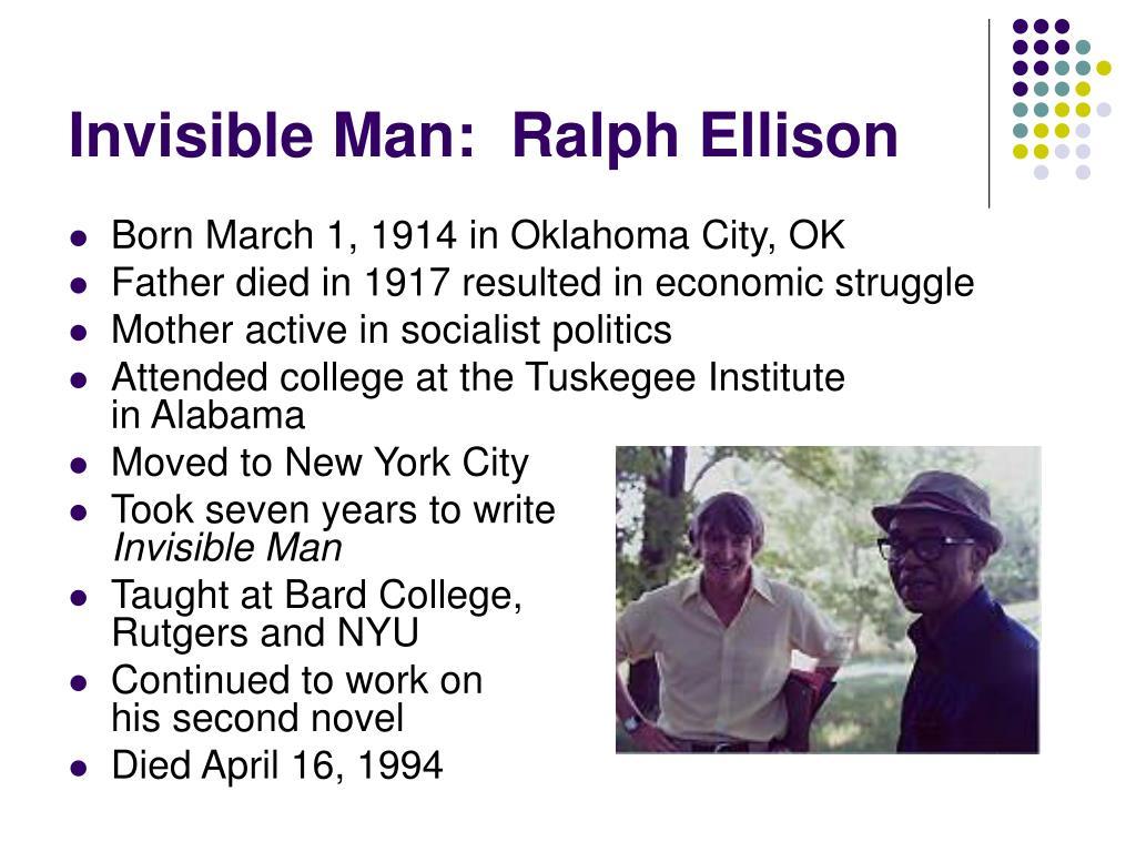 trueblood in ralph ellison s invisible man