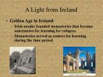 a light from ireland26