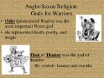 anglo saxon religion gods for warriors22