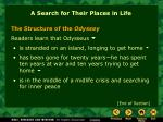 a search for their places in life15