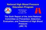 national high blood pressure education program4