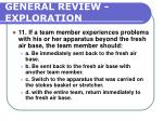 general review exploration205
