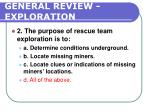 general review exploration208